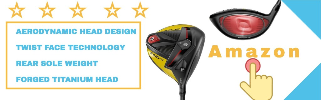 Buy the Cobra f9 speedback driver wow
