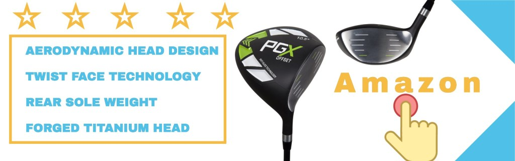 Buy the PXG golf driver wow