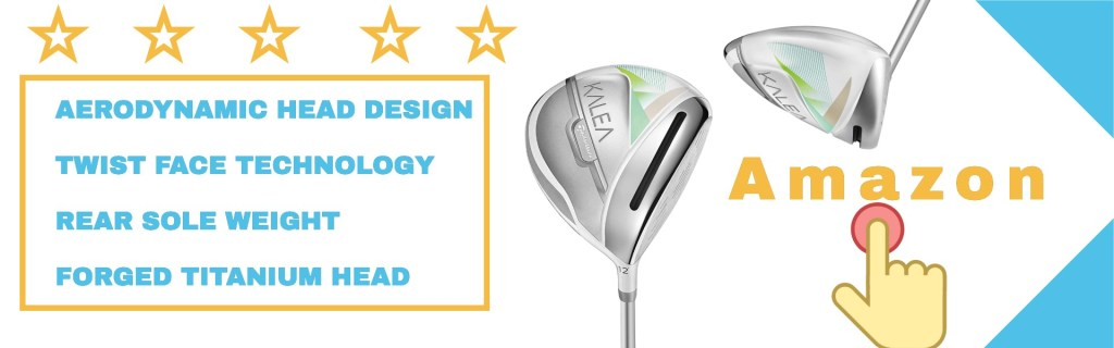 Buy the Taylormade kalea driver wow