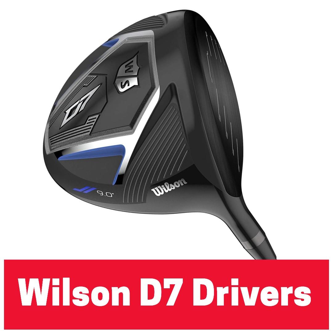 Wilson D7 Drivers