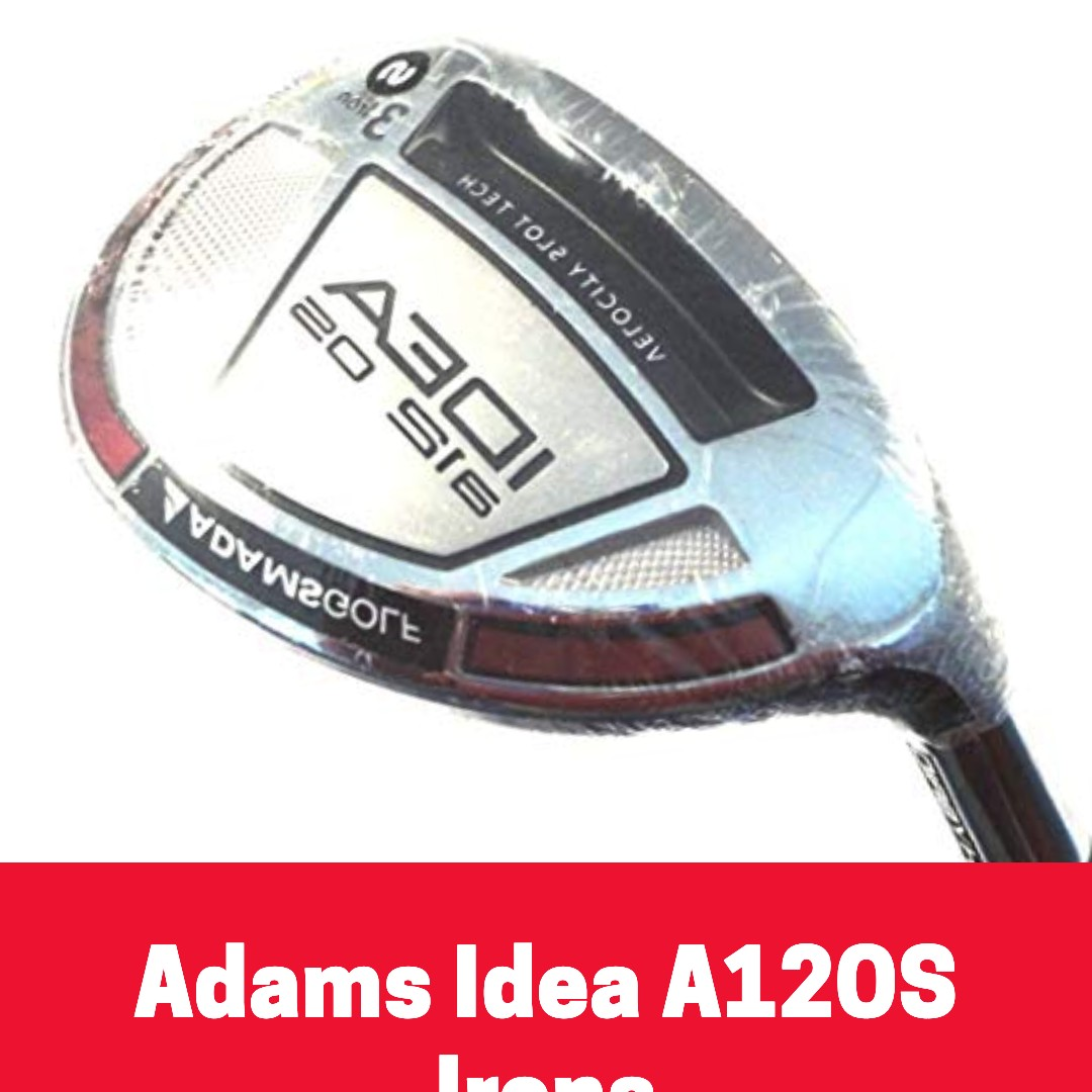 Adams Idea A12OS Irons