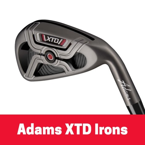 Adams XTD Irons