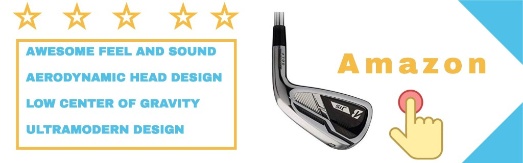 Bridgestone j15 irons from user experiences.