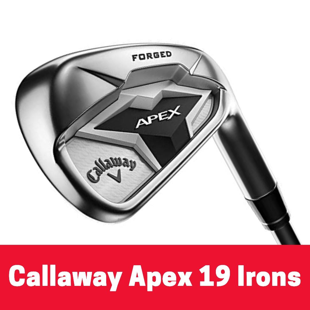 Callaway Apex 19 Irons