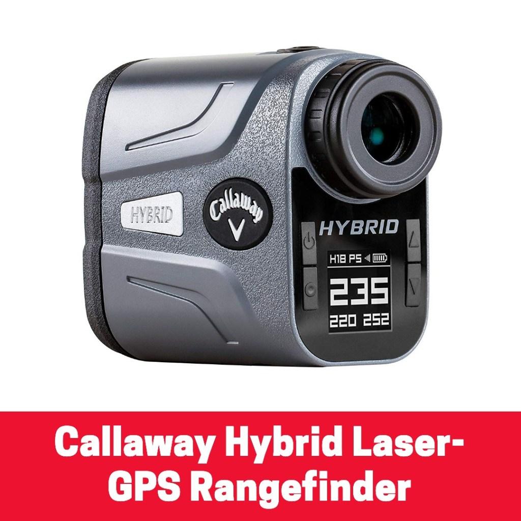 Callaway Hybrid Laser-GPS Rangefinder
