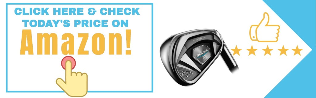 the Callaway Rogue X Irons  feature