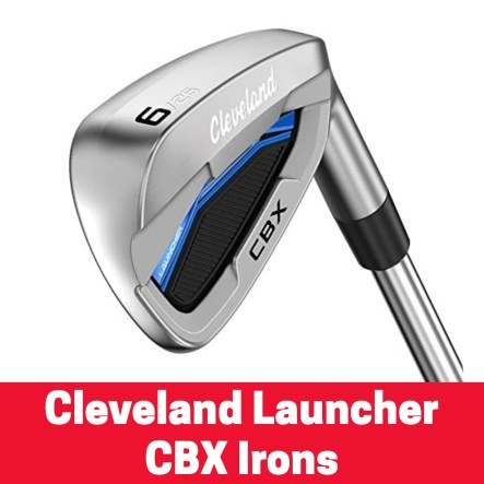Cleveland Launcher CBX Irons