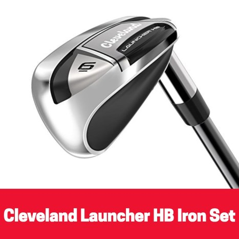 Cleveland Launcher HB Iron Set