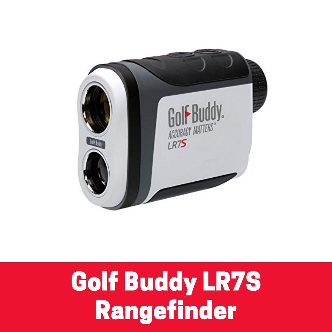 Golf Buddy LR7S Rangefinder