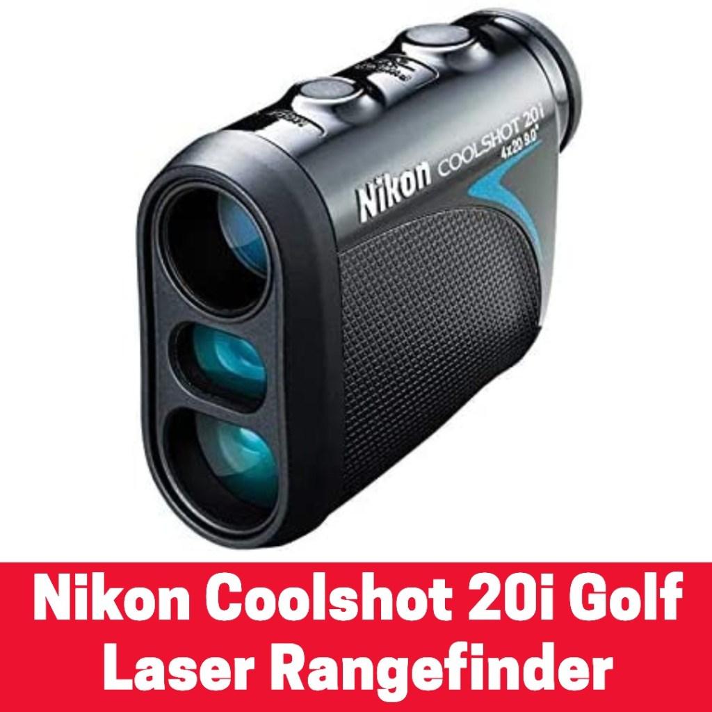 Nikon Coolshot 20i Golf Laser Rangefinder