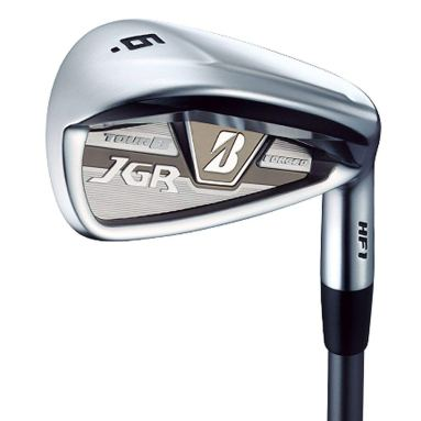 The Tour B JGR HF1 irons bring the ultramodern latest technologies for the best performances.