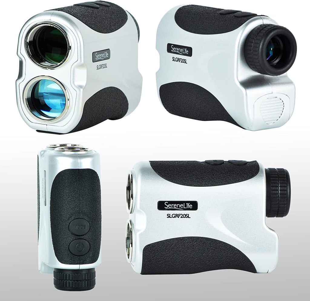 the SereneLife Golf Laser Rangefinder originates with a purpose that regulates slope
