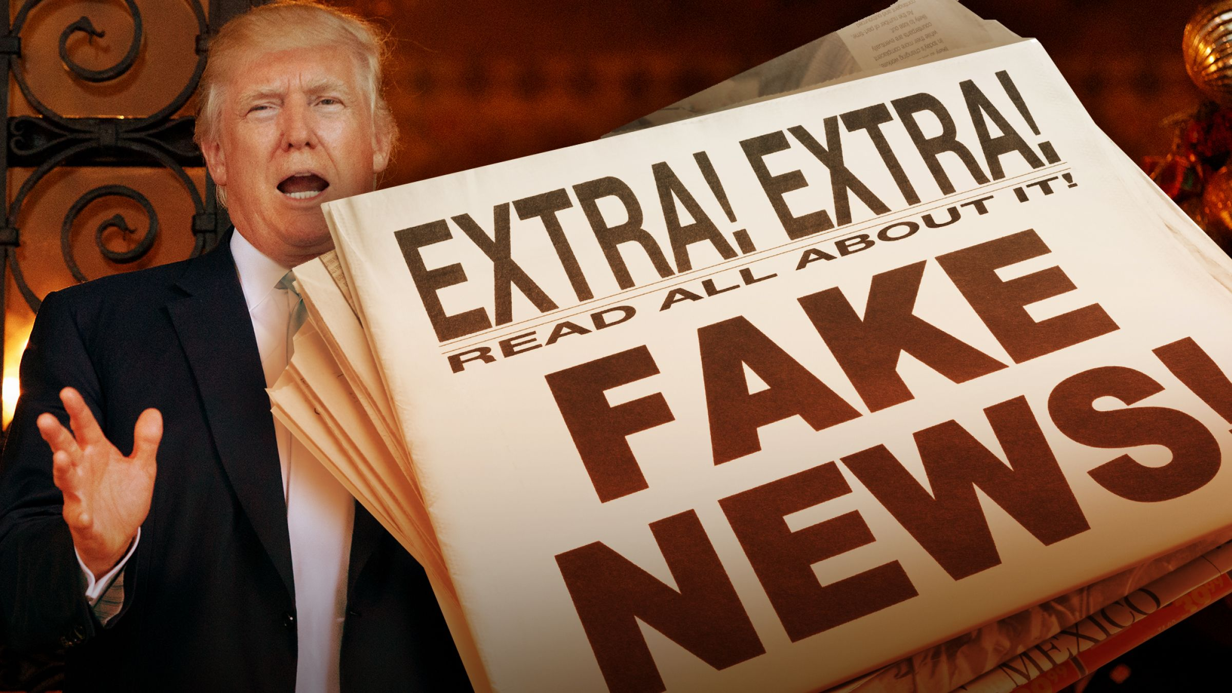 Reflections on Fake News