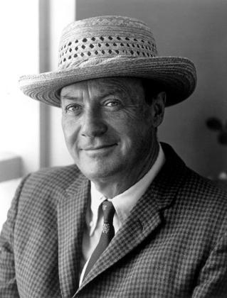 Portrait of Ross MacDonald