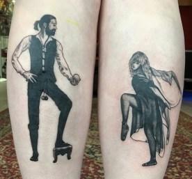 fleetwood mac rumours tattoo