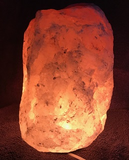 Himalayan Salt Lamp Turned on web20