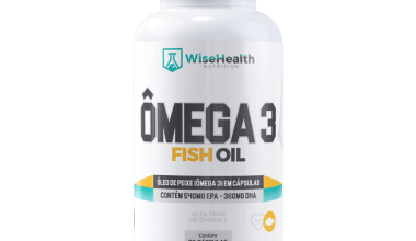 Ômega 3 - Fish Oil