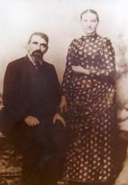 Friedrich and Susanna (Stahli) Von Allmen (ca. 1895)