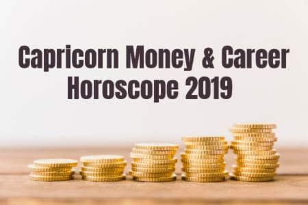 Capricorn 2019 Horoscope - Exciting predictions revealed !