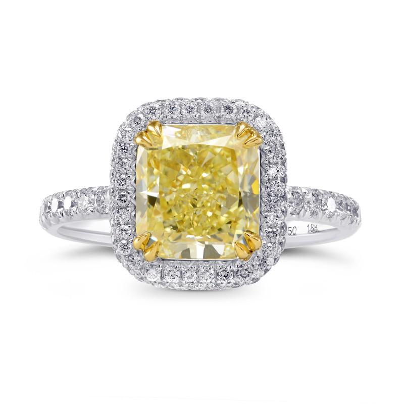 3-31ct-radiant-fancy-yellow-diamond-ring