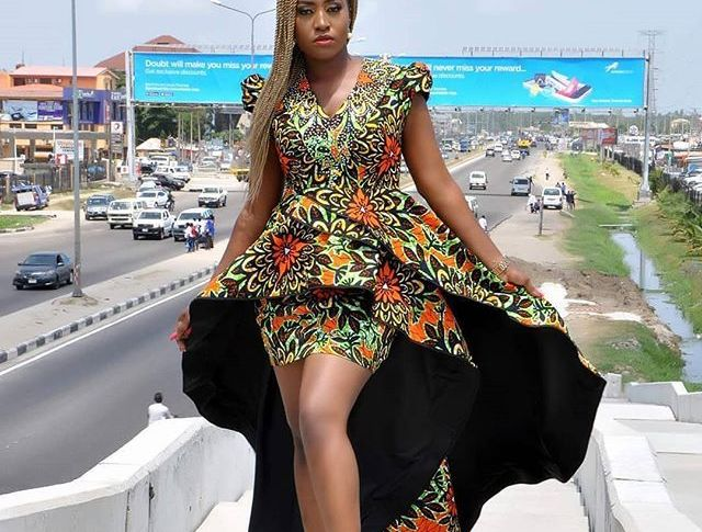 Latest Lovely Collection of Ankara Design for African Ladies