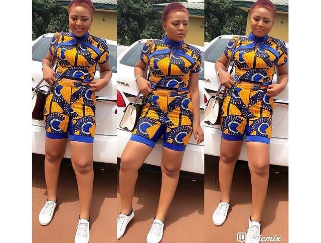2018 Latest Ankara Styles, Choose Your Favourite