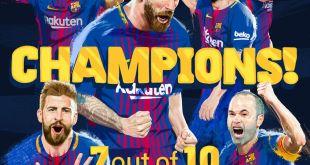 VIDEO: Deportivo La Coruna vs Barcelona 2-4 – Highlights & Goals