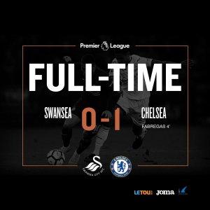 VIDEO: Swansea vs Chelsea 0-1 – Highlights & Goals