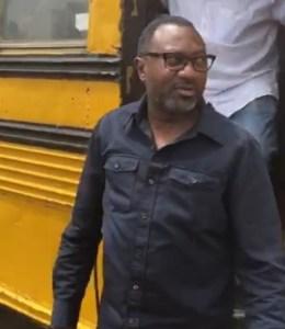 Billionaire Mogul, Femi Otedola Seen Inside 'Molue' In Lagos (video)