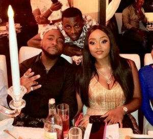 Nigerian Ladies React As Davido Gets Endorsement Deal Worth N60m For His Girlfriend, Chioma