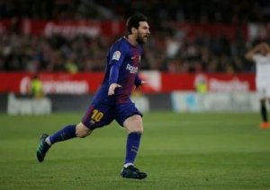 Messi Makes History Again In European Football