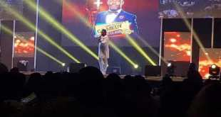 Comedy Video: Accapella Claims Biggest Comedian Title At Okey Bakassi's Comedy Master class