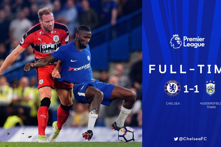 VIDEO: Chelsea vs Huddersfield 1-1 – Highlights & Goals