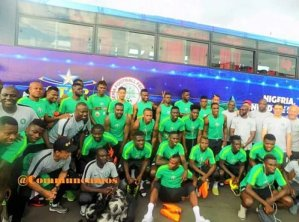 Super Eagles Coach Drops 5 Players From World Cup Squad (See Details)