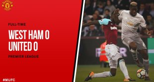 DOWNLOAD VIDEO: West Ham vs Manchester United 0-0 – Highlights