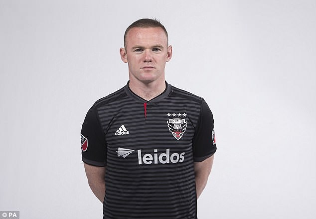 TRANSFER NEWS: Wayne Rooney Joins DC United In A Three And Half Years Deal (See Pictures)
