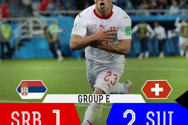 VIDEO: Serbia 1 vs 2 Switzerland (2018 World Cup) - Highlights & Goals