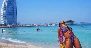 PHOTOS: Yemi Alade Shares Hot And Cute Bikini Photos, She Looks Banging