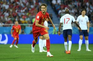 Man United Fans React To Januzaj Wonder Goal Against England #ENGBEL