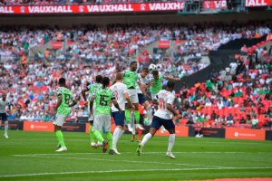 PHOTOS: Check Out The Epic Error Made During England VS Nigeria Friendly Match… Should We Sue Them?