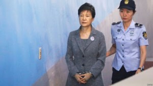 South Korea's Ex- President Sentenced To Eight More Years In Prison