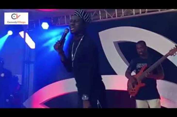 VIDEO: Kennyblaq And Akpororo Performance @Ali Baba's Wife 50th Birthday