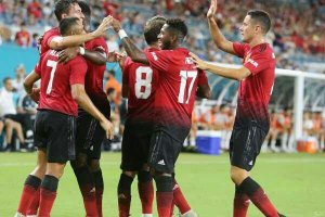 VIDEO: Manchester United 2 vs 1 Real Madrid (Champions Cup) – Highlights & Goals