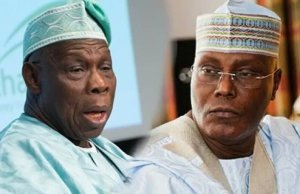 God Will Never Forgive Me If I Support Atiku For President – Olusegun Obasanjo