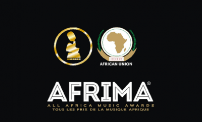 All Africa Music Awards (AFRIMA) 5th Awards Nominees (Full List)