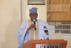 "We Will Never Have Peace, Untill Saraki Resigns"" – Senator Ibrahim Declarers"
