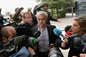 Mourinho Accepts One-Year Prison Sentence