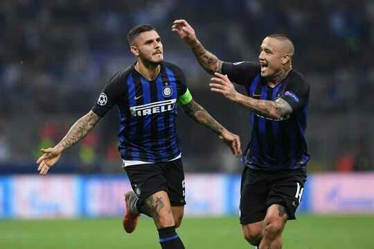 Inter 2 vs 1 Tottenham Hotspur (Champions League) Highlights & Goals