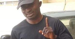 Popular SARS Officer, Tijani Omeka, Terrorizing Abuja Has Been Arrested