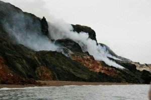 Abuja Residents Cries Out As Hills Emit Mysterious Smoke